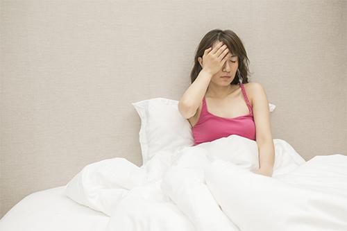 睡眠不足や睡眠時間が短い方